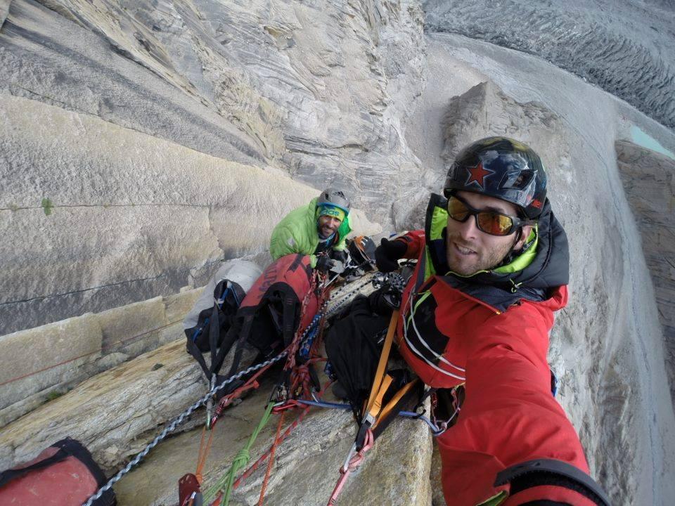 Alex Txikon Alpinismo Montaña