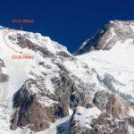 Ya descansan en el C4 (7.200m), emprenderán el ataque a cumbre hacia las 5:30–6:00