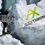 VÍDEO | La cascada de hielo del Khumbu, Everest