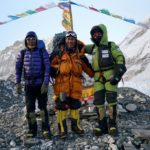 REPORT | Gossiping at almost 8000 meters